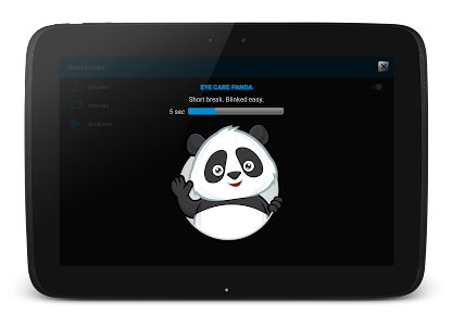 Eye Care Panda screenshot 4