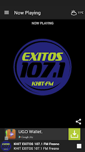 KHIT EXITOS 107.1 Fresno- screenshot thumbnail