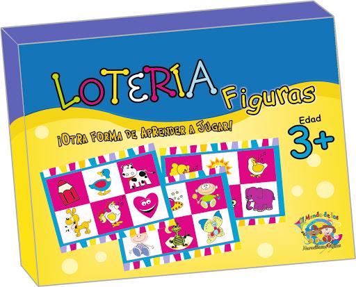 Loteria Numeros 4+ Loteria