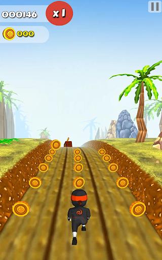 Subway ninja run 3D