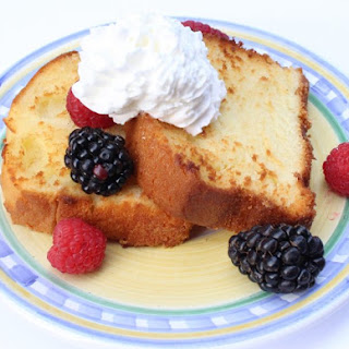 Grilled Pound Cake.