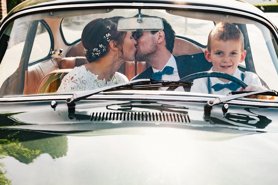 Wedding photographer Dries Lauwers (vormkrijger). Photo of 22.05.2017