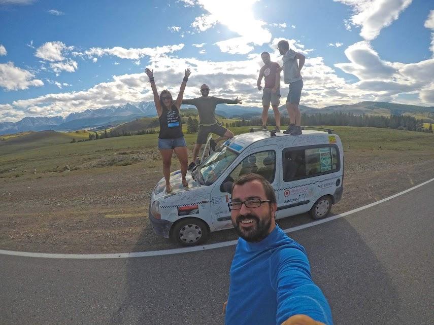 Dia 40 – Estamos mesmo nas MONTANHAS DO ALTAI! De Souzga a Kosh-Agach 🇷🇺 | Crónicas do Rally Mongol