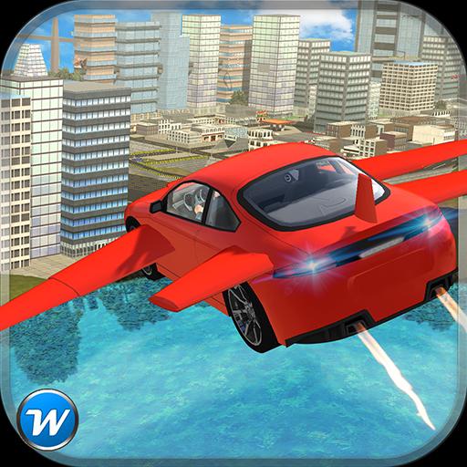 Flying Car Flight Pilot 3D (game)