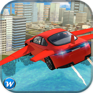 Flying Car Flight Pilot 3D for PC and MAC