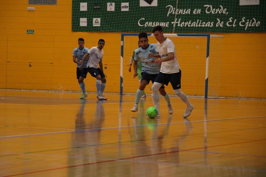 Óscar García Poveda vio un buen juego.