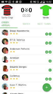 Peladeiros Pro Soccer Players screenshot 2