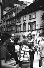Photo: 7.09.1973 r. Warszawa wycieczka
