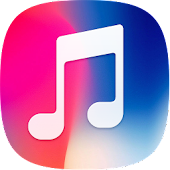 Cool Music Player For Phone X