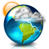 Weather Clock-Global Forecast
