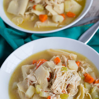 Pennsylvania Dutch Chicken Noodle Soup Recipes