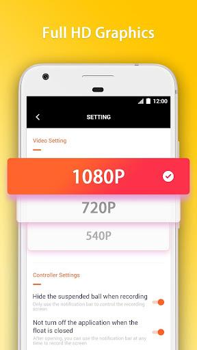 GO Recorder u2013 Screen Recorder, Video Editor 2.00 screenshots 6