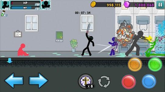 Anger of stick 5 : zombie Mod Apk (Unlimited Money) 12