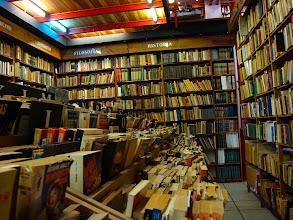 Photo: Montevideo - nice bookstore