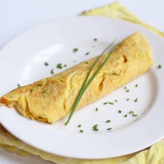 Easy Omelet.