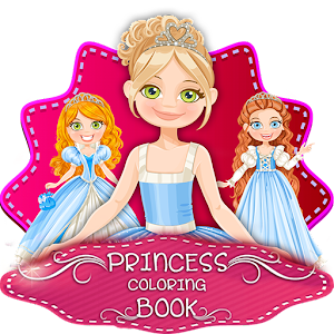 Princess Coloring Games - Android Apps on Google Play
