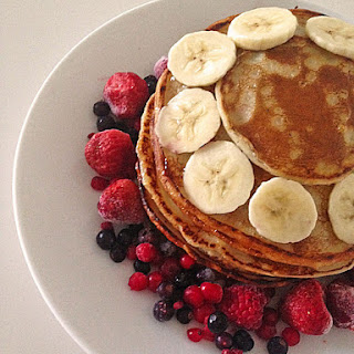Vegan Banana Pancakes No Milk No Eggs Recipes.