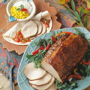 Santa Fe Cured Pork Roast