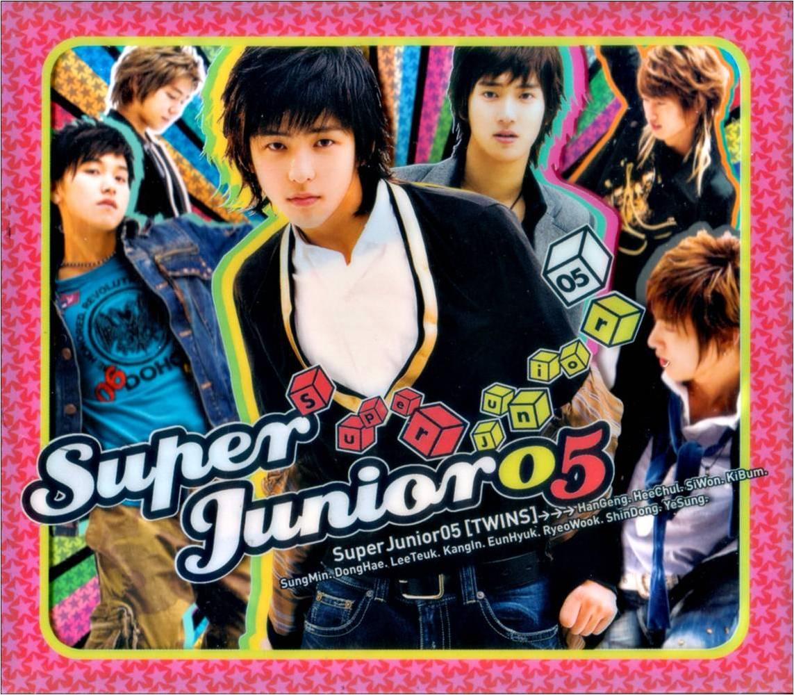 super junior 05 twins sm entertainment