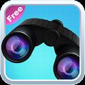 Binoculars Spy Camera icon