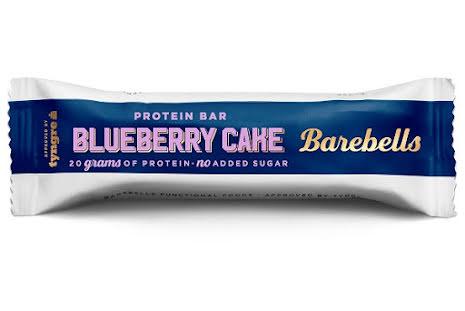 Barebells Protein Bars Blueberry Cake 55g - 1st