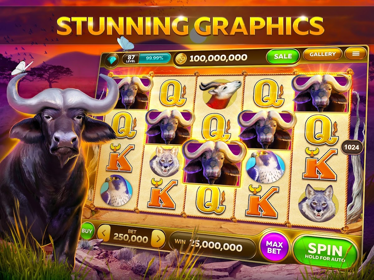 Alaska Wild Slots - Play this Game for Free Online