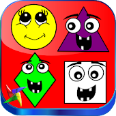 Kindergarten Learn Shapes Kids