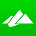 bergfex Tours & GPS Tracking Running Hiking Bike icon