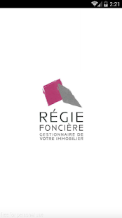 R gie fonci re immobilier android apps on google play for Regie immobilier