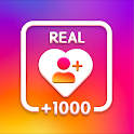 Real Fasn - Followers & Likes for instagram icon