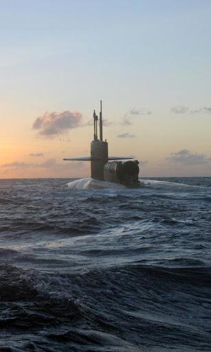 軍事潜水艦 lwp