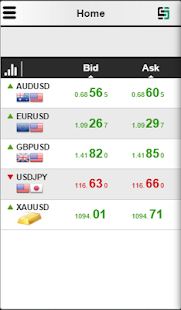 KeyStock Mobile Trader- screenshot thumbnail