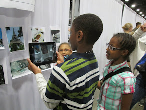 Photo: Augmented Reality App for Science