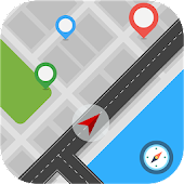 GPS Navigation & Offline Maps; Driving Directions