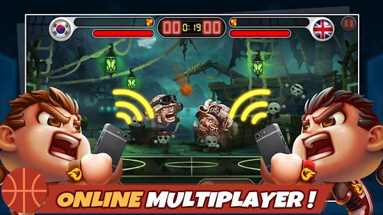 Head Basketball- screenshot thumbnail