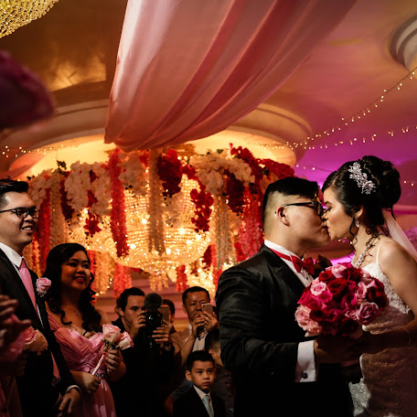 Wedding photographer Luis Liu (luisliu). Photo of 05.01.2018