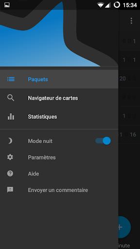 AnkiDroid (Cartes mémoire) screenshot 5