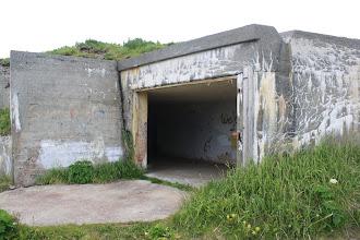 Photo: WW2 bunker in Unalaska