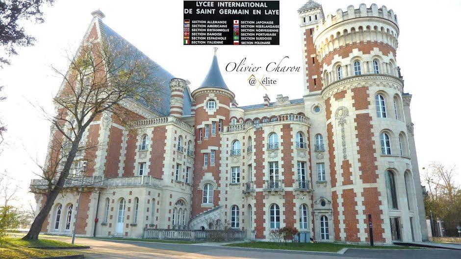 Vente propriété 10 pièces 321 m² à Fourqueux (78112), 2 190 000 €