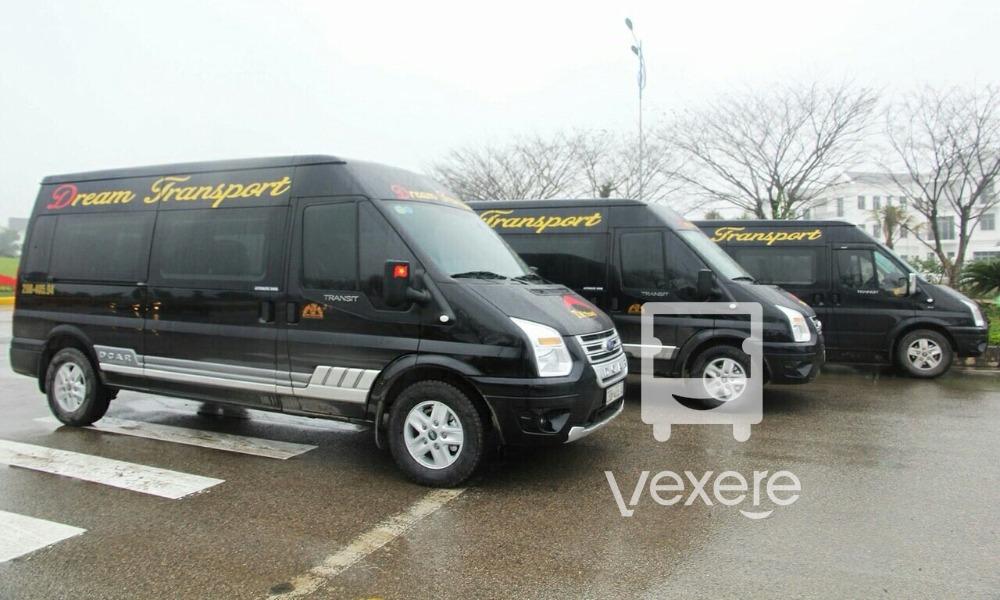 Xe limousine Hà Nội Quảng Ninh: Dream Transport