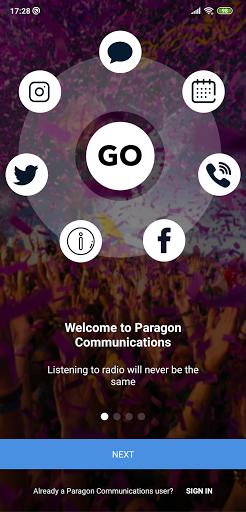 Paragon Communications ss1