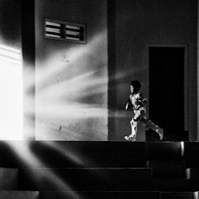 into the light by Arief Siswandhono - People Fine Art