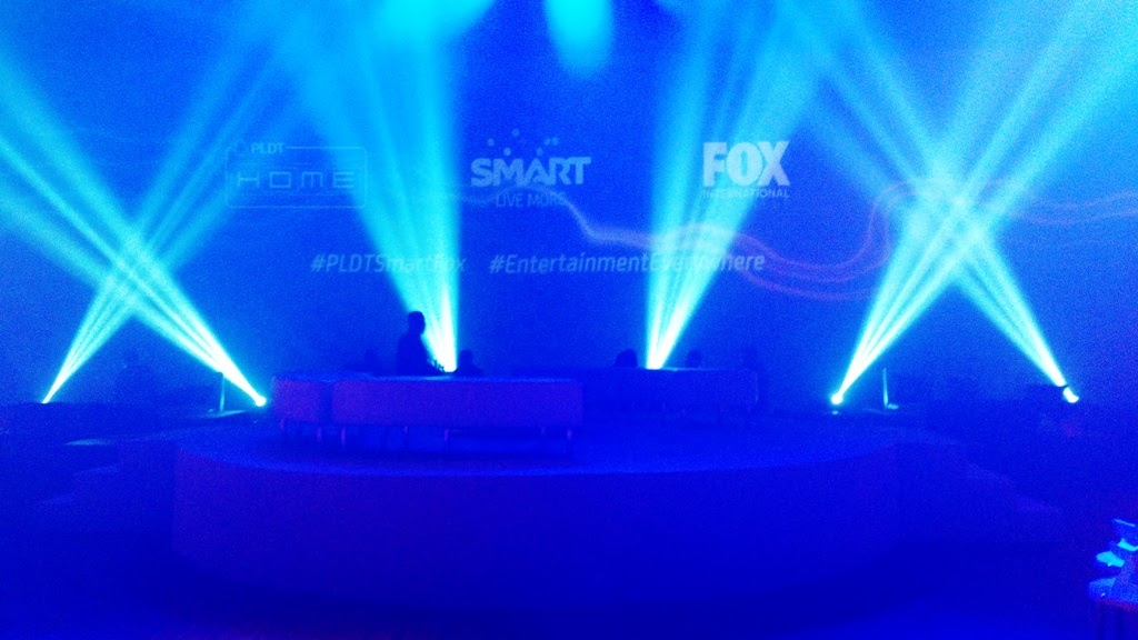 PLDT HOME X SMART X FOX PARTNERSHIP