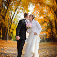 Wedding photographer Natalya Shpagina (Shpaginu). Photo of 14.10.2014