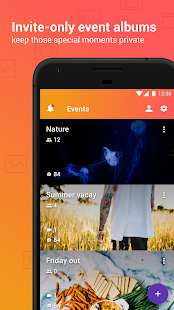letmesee: private photo sharing - náhled