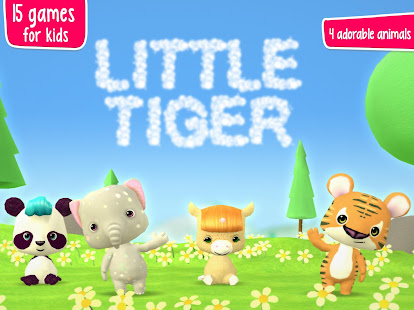 Little Tiger - Firefighter Adventures