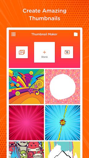 Thumbnail Maker: Youtube Thumbnail & Banner Maker 4.9 screenshots 1