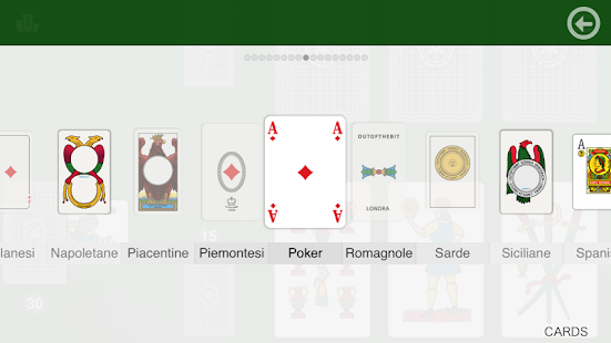 La Briscola-Classic Card Games- screenshot thumbnail