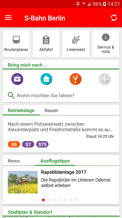 S-Bahn Berlin- screenshot
