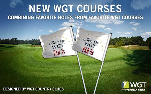 WGT Golf Game by Topgolf screenshot 11